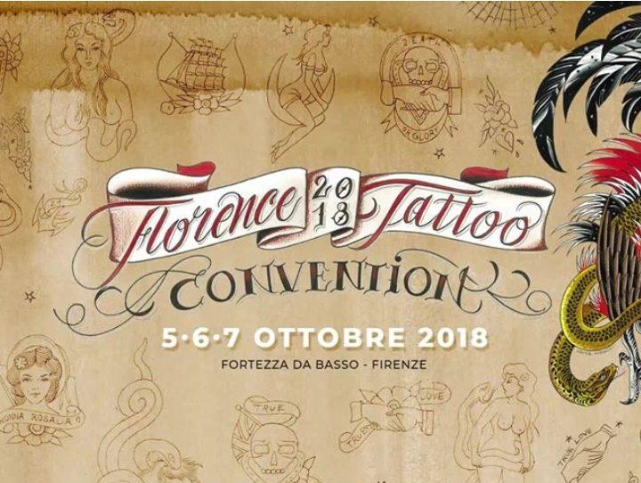 Le emozioni della Florence Tattoo Convention 2018
